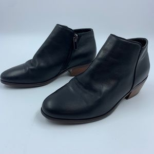 Crown Vintage Tabitha boots 5 ankle booties black
